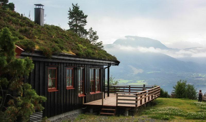 Хижина в Норвегии