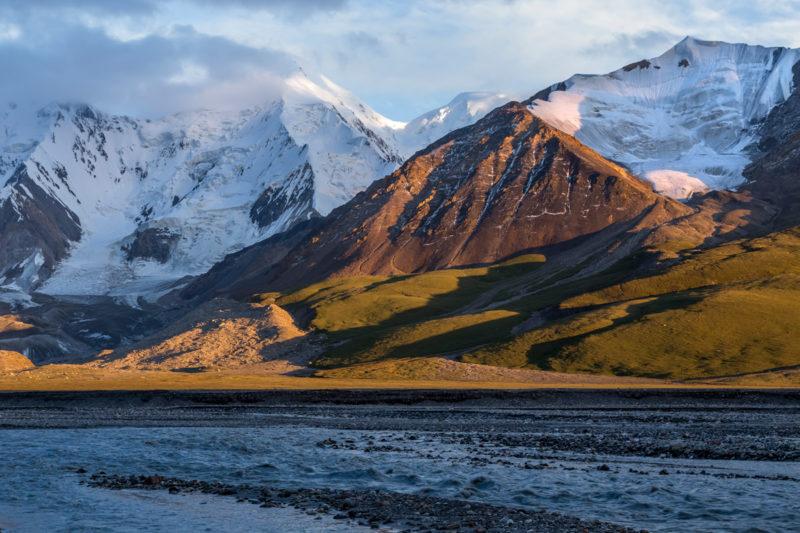 Долина реки Адыртор
