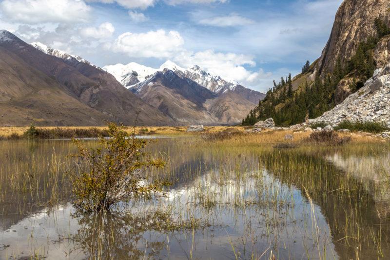 Долина Иныльчека
