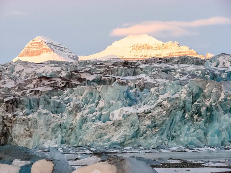 Тре Крунер Svalbard