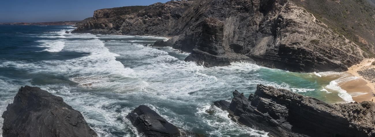 Побережье Атлантического океана