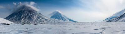 Плато Антарктида на Камчатке