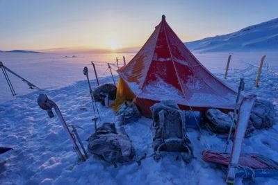 Палатка Пик