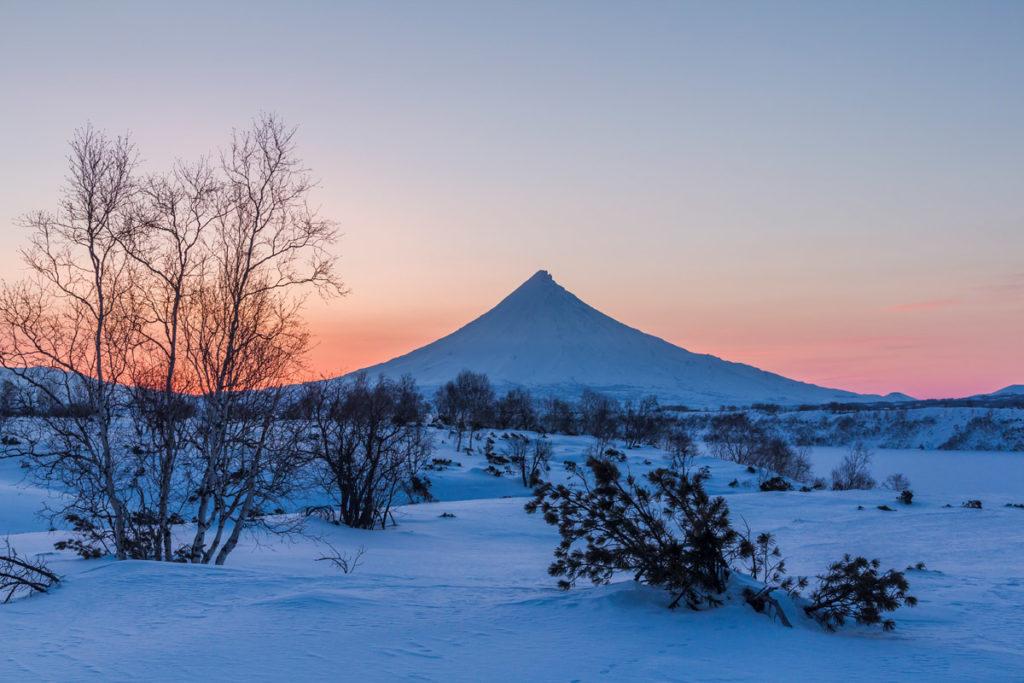 Кроноцкий вулкан