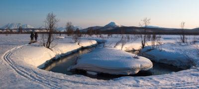 Долина реки Жупанова