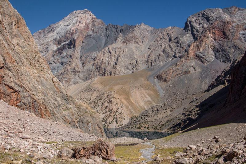 перевал Седло Сарышаха