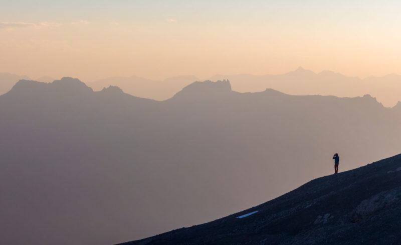 Перевал Седло Ганзы