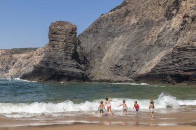 В Португалию с детьми