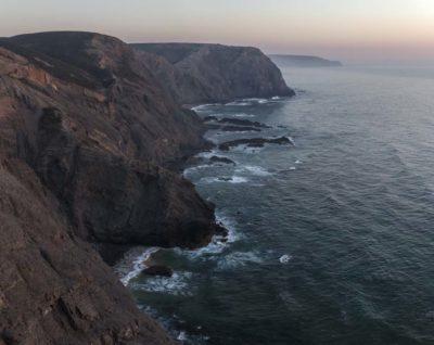 Пляж в Португалии