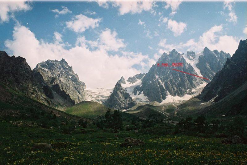 Верховья долины реки Курмычи