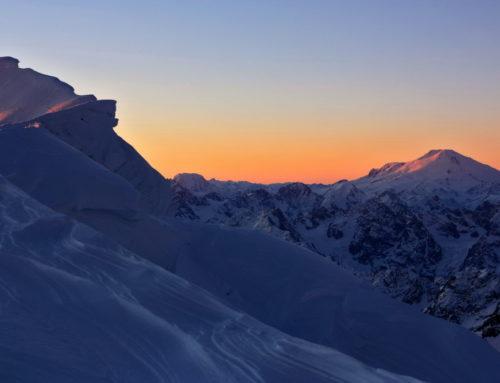 Фотографии Эльбруса (5642 м)