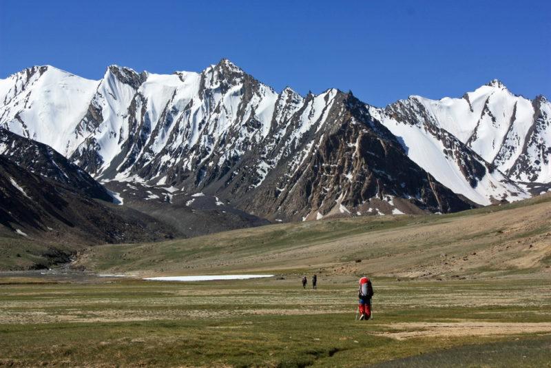 Поход по Восточному Памиру