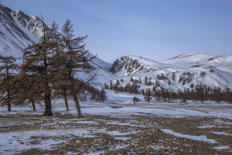 перевал Карагем