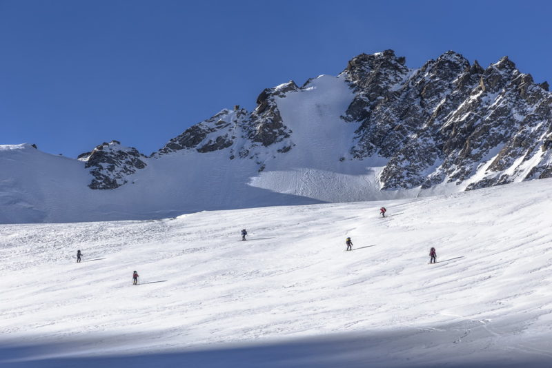 Лыжный туризм
