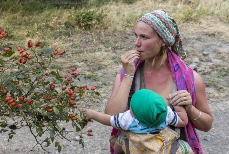 В Армению с детьми