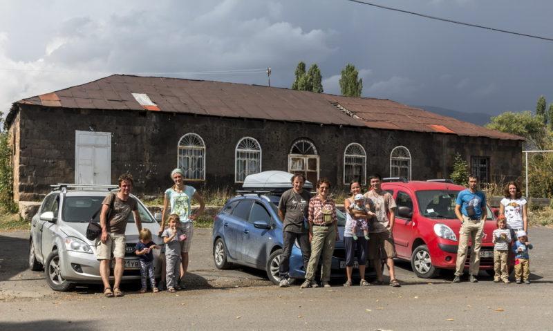 В Армению на машине