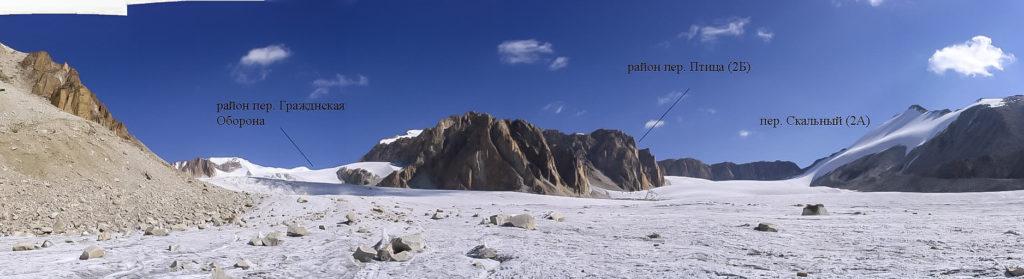 Ледник Веерообразный