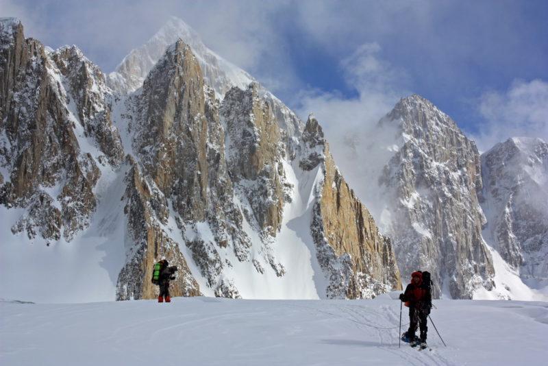Зимой на Памир