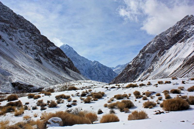Долина реки Пшарт