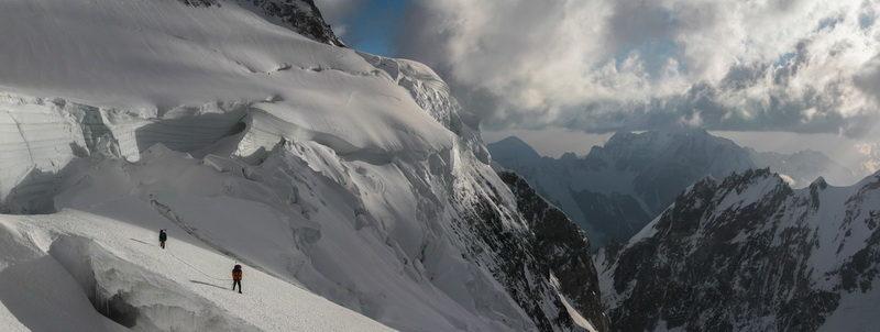 Поход в горах Памира
