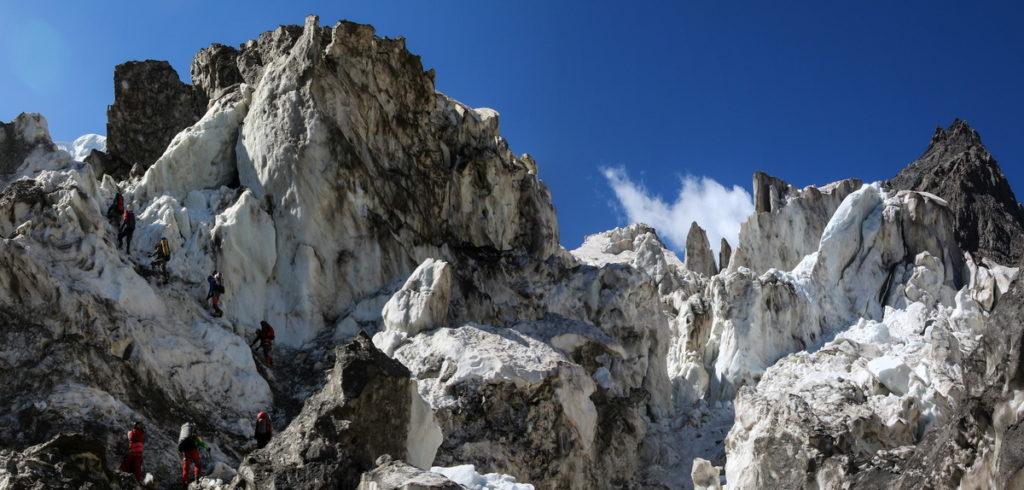 Памирский ледопад