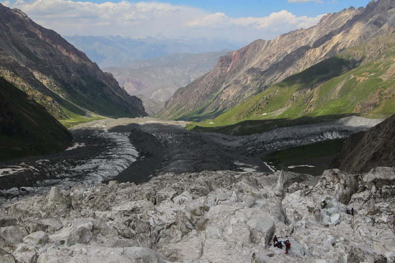 Долина Шагазы