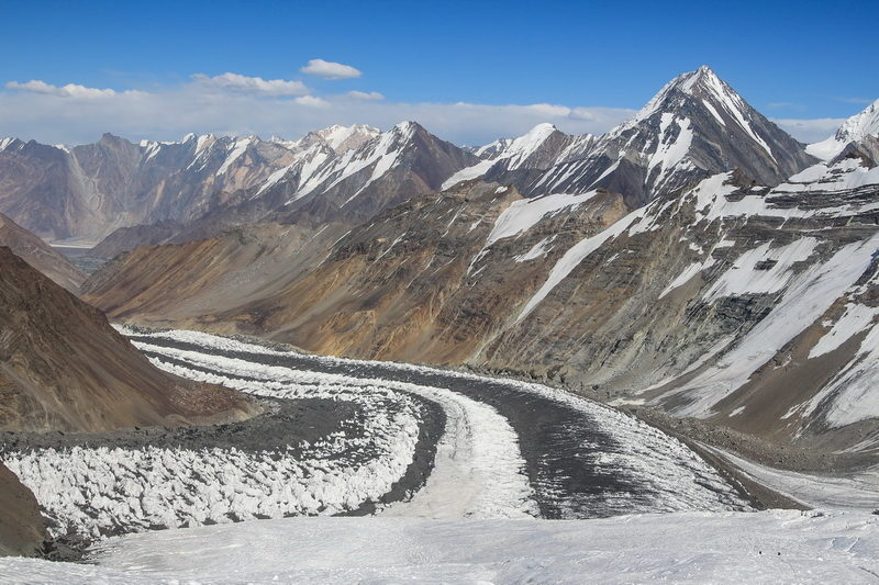 ледник Ошанина