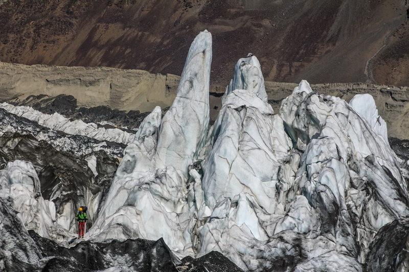 Горный поход по Памиру