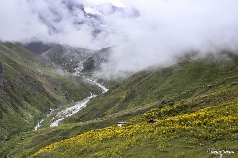 Долина реки Гули