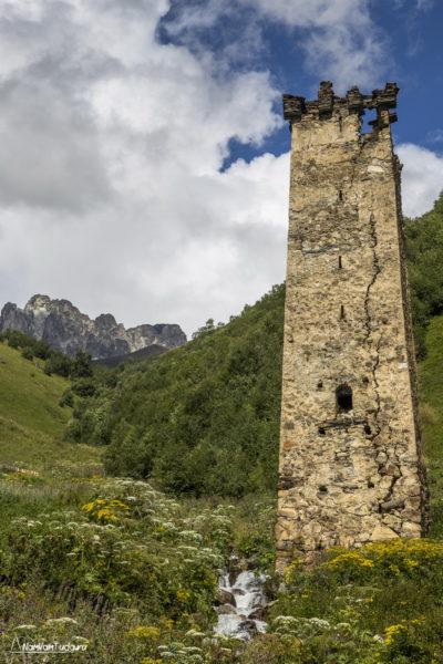 Башня в Адиши