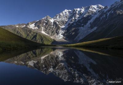Озеро Нуамкуам и Шхара
