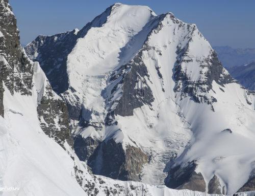 Фотографии пика Евгении Корженевской (7105 м)