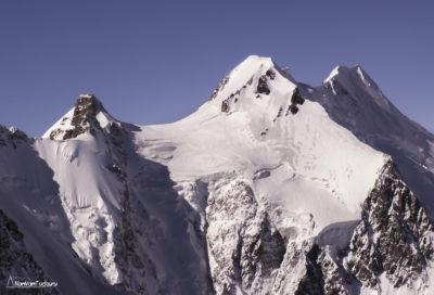 вершины Джангитау Восточная и Шота Руставели