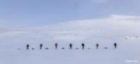 Лыжный поход по Полярному Уралу
