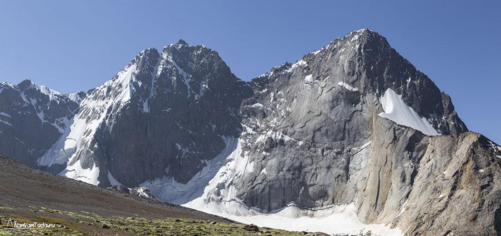 Перевал Парус Ашатский