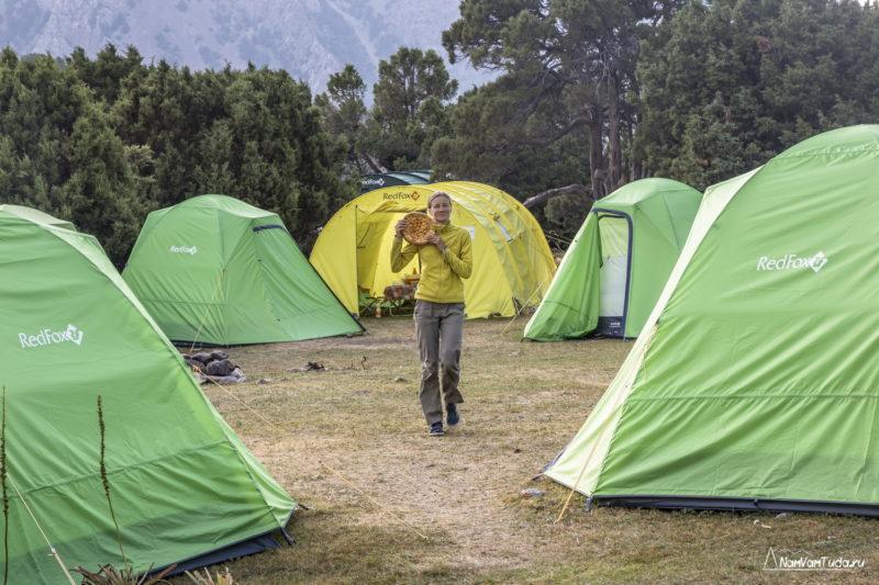 Лагерь Аксай Тревел в Ляйляке