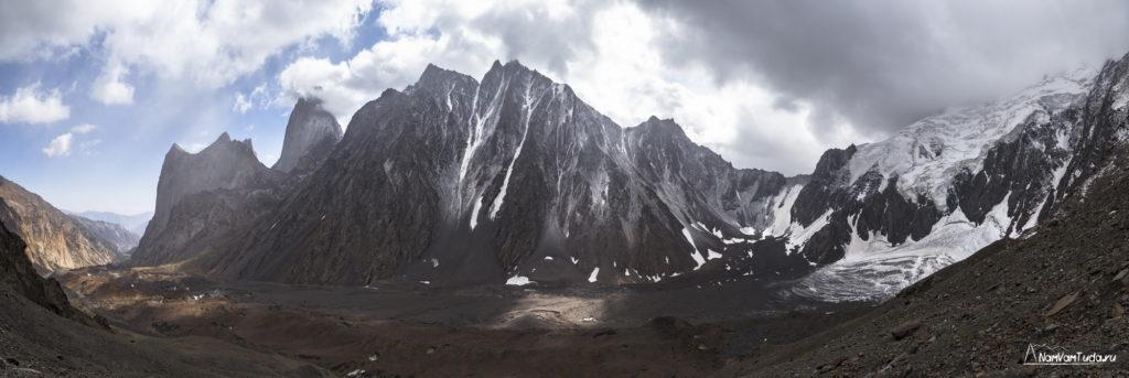 Ледник Асан-Усен