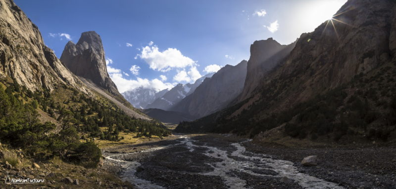 Долина реки Карасу