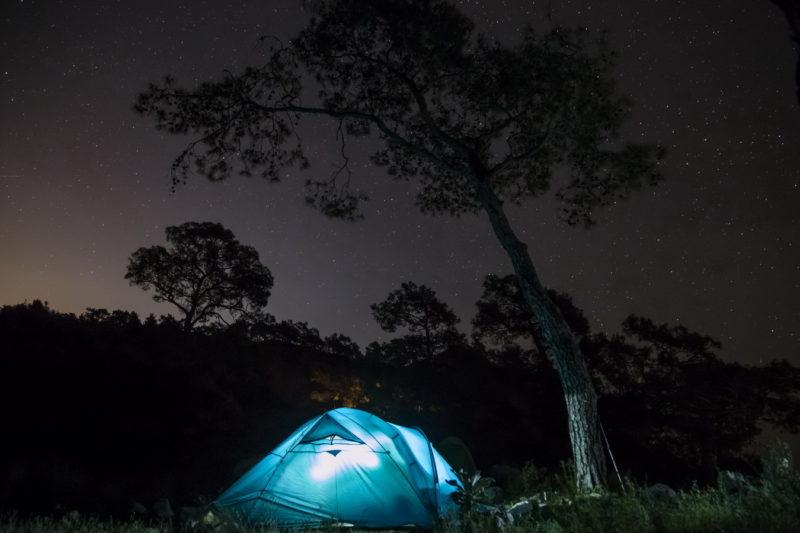Ночная палатка