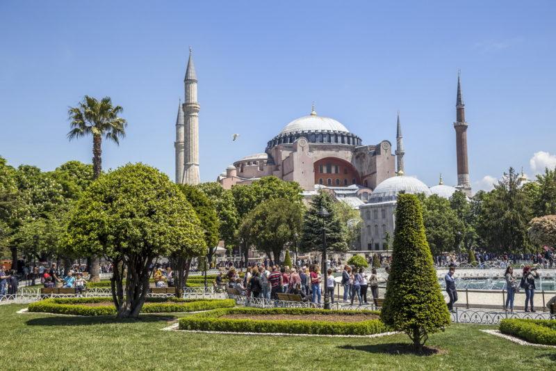 Святая София Стамбул