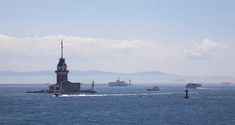 Переправа через Босфор