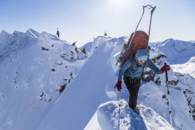 Лыжный поход по Кодару