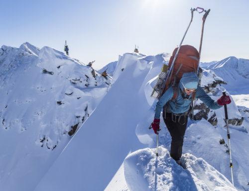 Отчет о лыжном походе 5 к.с. по Кодару в феврале-марте 2020 года